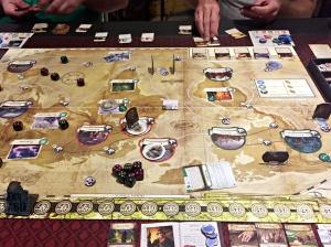 Eldritch Horror Game Play