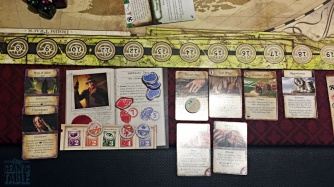 Eldritch Horror Game Play