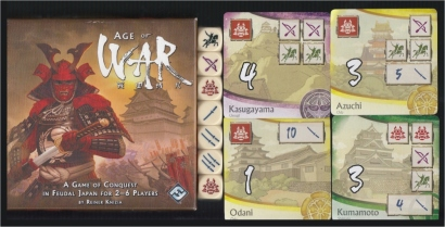 Push Your Luck Dice Age of War