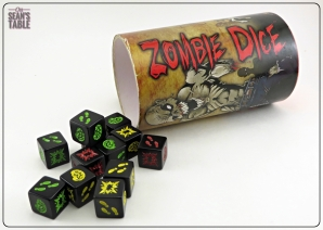 Push Your Luck Dice Games Zombie Martian Dice02