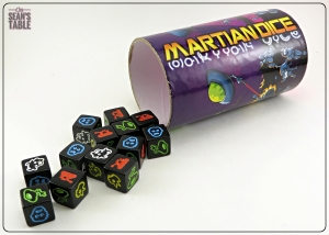 Push Your Luck Dice Games Zombie Martian Dice05