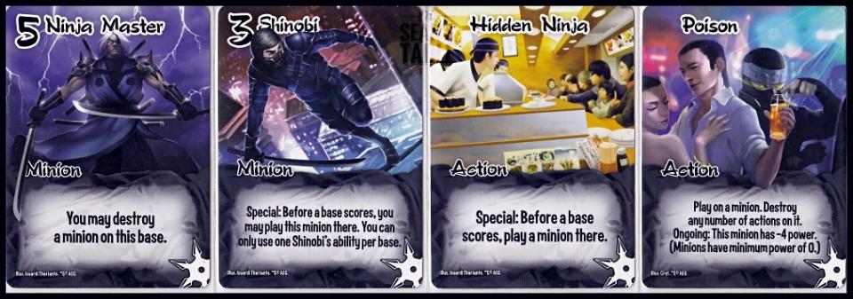 Smash Up Ninjas