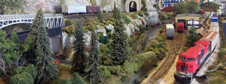 Train Terrain Miniature 3