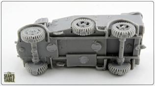 Blitzkrieg Miniatures Resin Vehicles