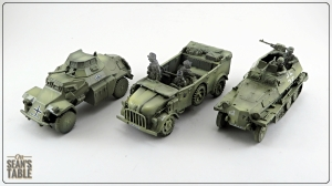 Blitzkrieg Miniatures Vallejo DAK Colours