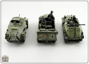 Blitzkrieg Miniatures Vallejo DAK Colours