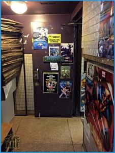 Hairy Tarantula North Entrance