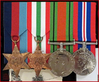 Remembrance Day Medals