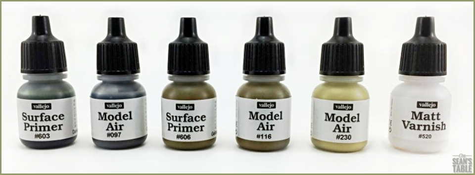 Vallejo DAK Airbrush Paint Set Mini Dropper Bottles.jpg