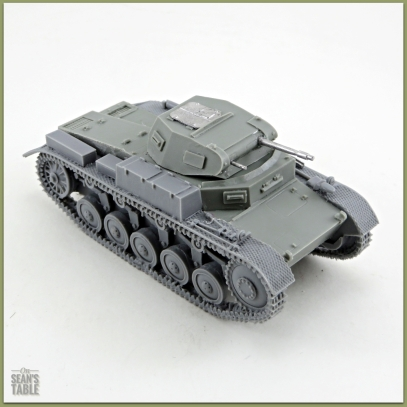 Warlord Panzer II