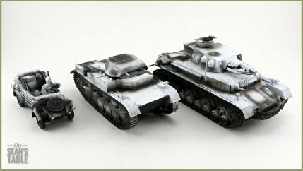 Preshade Scale Tank Models