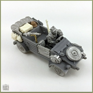 Warlord German Kubelwagen