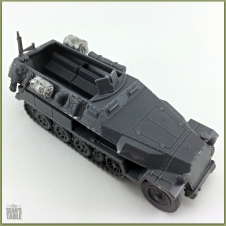 Warlord German Halftrack