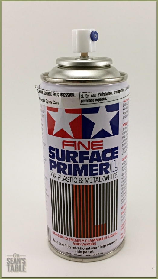 Tamiya Fine White Surface Primer