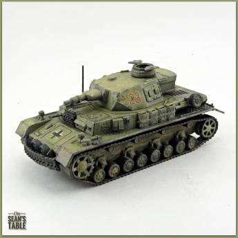 Vallejo DAK Airbrush Panzer IV