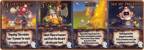 Smash Up Munchkin Dwarves