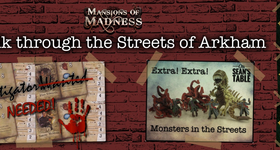 Streets of Arkham Featured Image