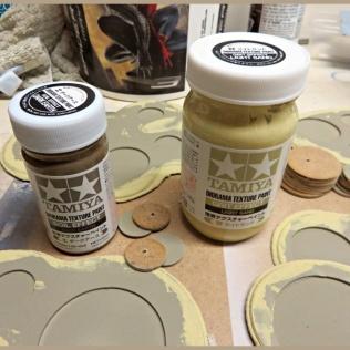 Warlord Sarissa Modular Terrain Tamiya Diorama Texture