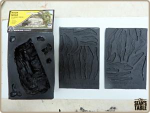 Warlord Sarissa Modular Terrain Woodland Scenics Plaster Mold
