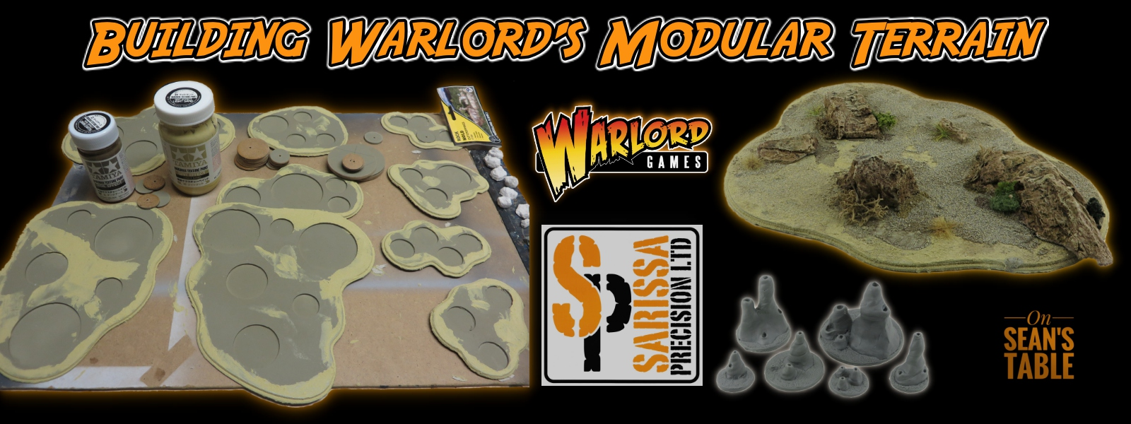 Warlord Sarissa Terrain Board Featured Image
