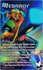 Smash Up Big in Japan Titan Megabot
