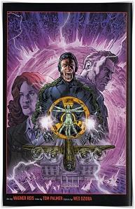 William Gibson Archangel Graphic Novel