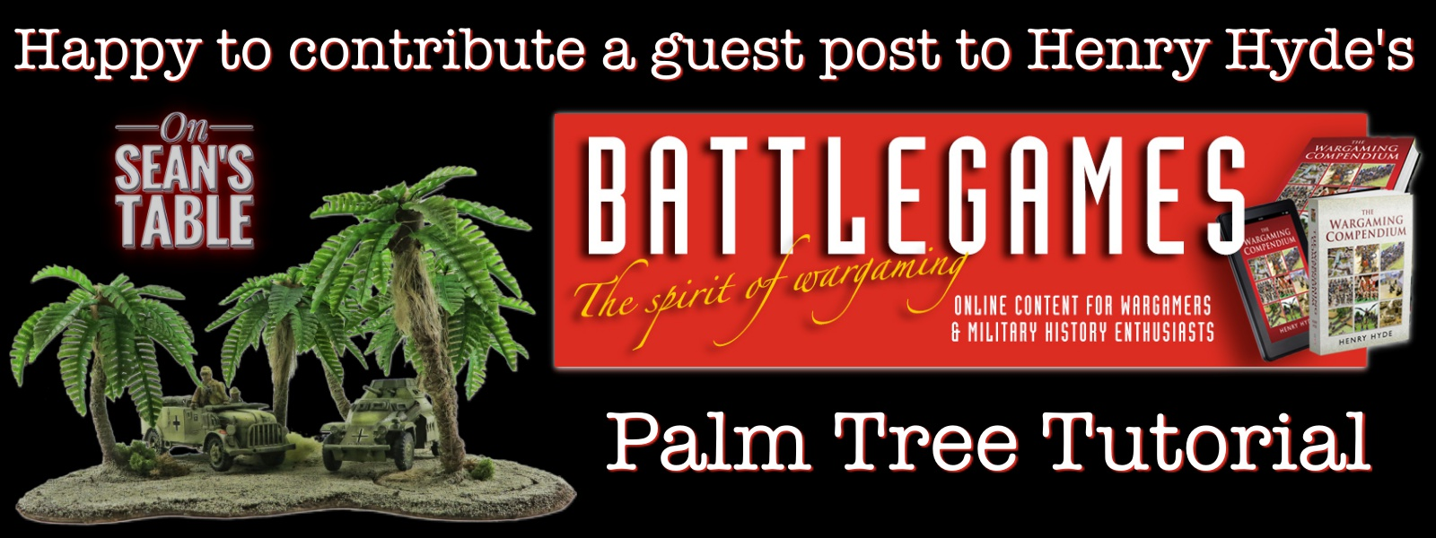 Henry Hyde Battlegames Palm Tree Tutorial