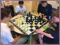 High School Games Club 2018 Giant Chess
