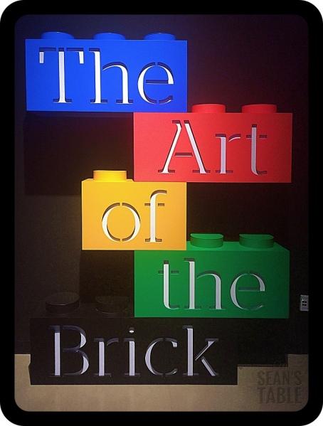01 Art of the Brick Exhibit