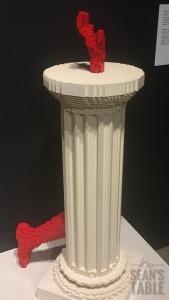 Art of the Brick Lego Exhibit