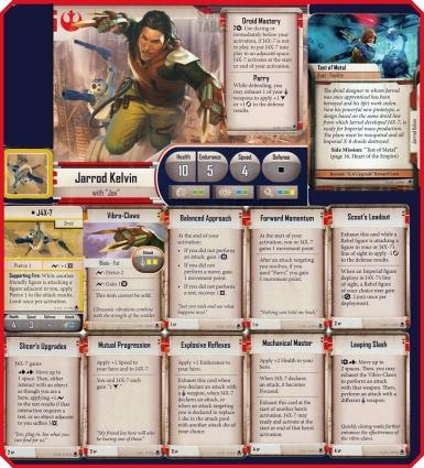 imperial assault heart of the empire jarrod kelvin hero
