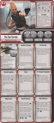 imperial assault heart of the empire ko tun feralo hero